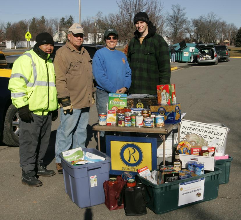 Interfaith Donations in Lucketts, VA