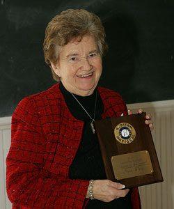Joyce Webb: Lucketts Ruritan Citizen of the Year