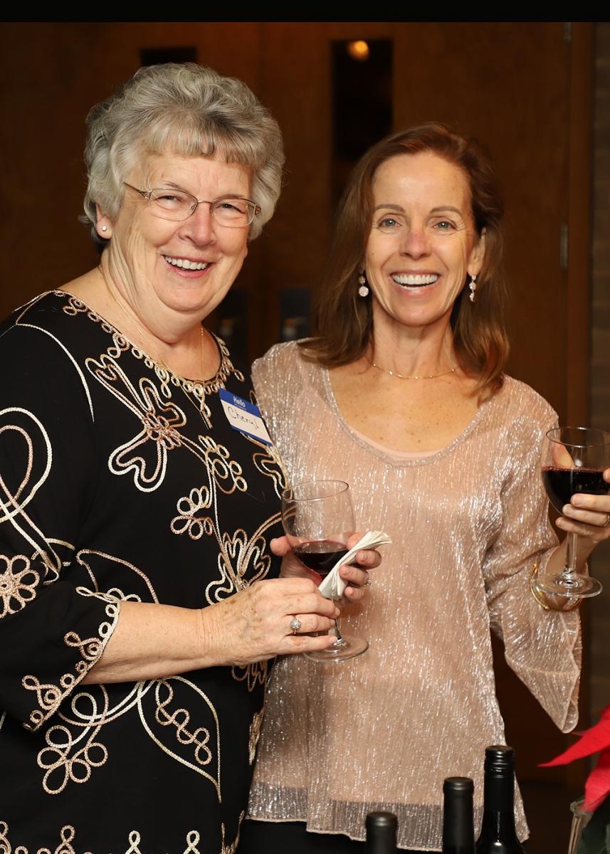 Cheryl Hillebrand & Jackie Cleland